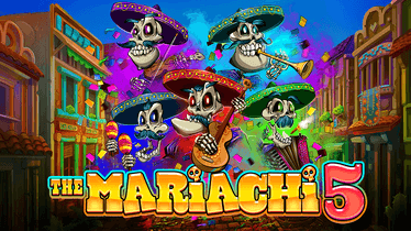 The Mariachi 5 Slot Machine